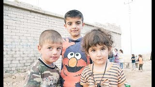 Saving the Kids - Tales of Former ISIS Child Prisoners