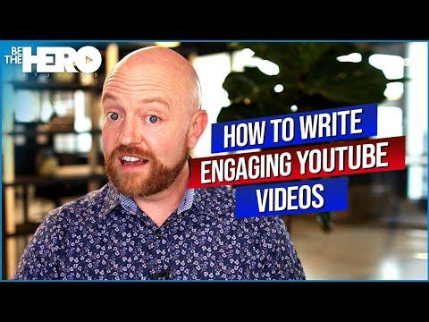 How I Script My YouTube Videos
