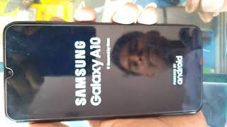 Samsung Galaxy A10 2019 SM-A105G/DS Network & Sim Unlock Done