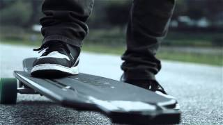 Evolve Skateboards Korea presents CARBON SERIES vs DRIFT CAR