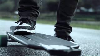 Evolve Skateboards Korea presents CARBON SERIES vs DRIFT CAR