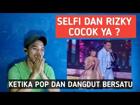 REACTION - WOW ! Kata Selfi dan Rizky Febian Berpisah Itu Mudah