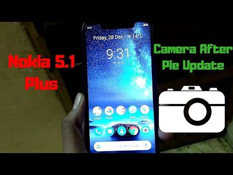 Nokia 5 1 Plus Pie Update Review,GOOGLE CAMERA? Nokia 5 1