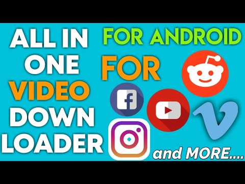 YouTube video downloader || all in one downloader || download