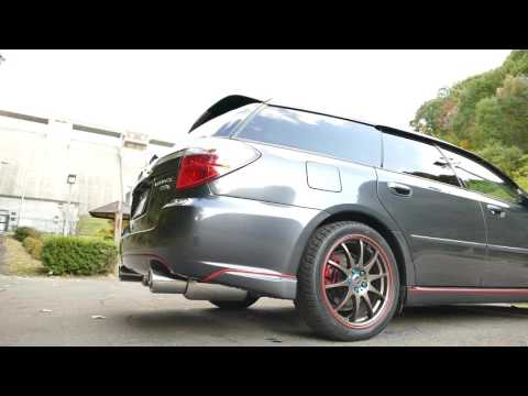 LEGACY touring wagon 2.5i(BP9) HKS ES Premium