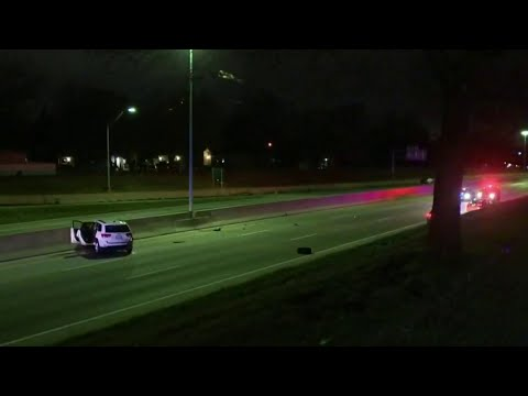 Shooting ends with cash on Southfield Freeway in Detroit