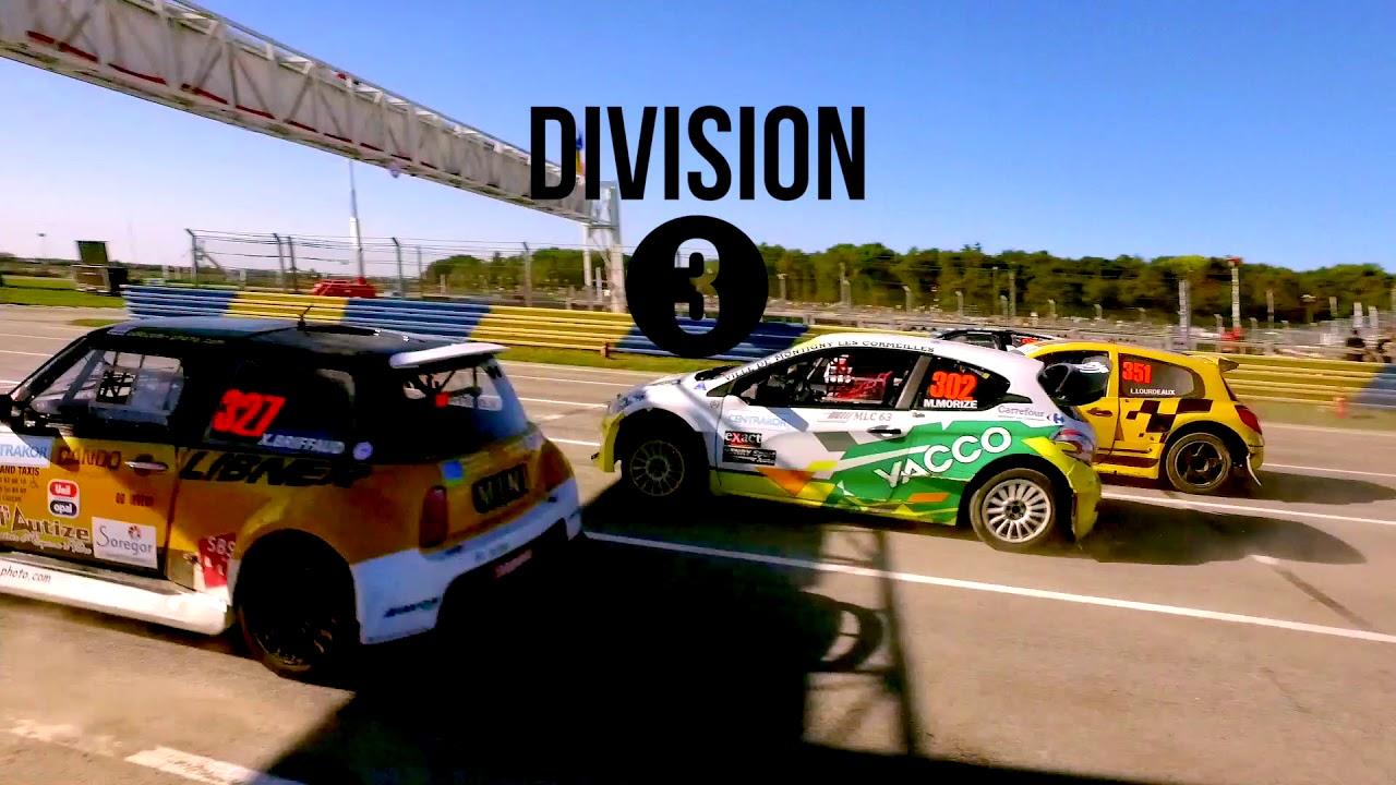 Rallycross 2017 : neuvème manche à Dreux