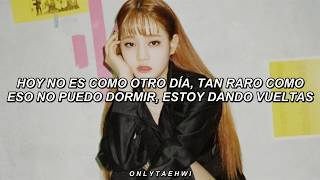 (G) I-DLE - DON'T TEXT ME |SUB ESPAÑOL| HD