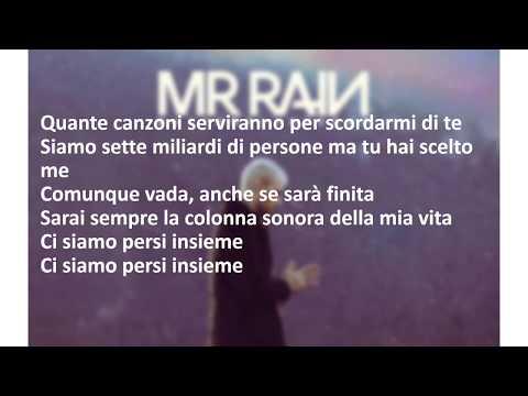 Ipernova mr rain karaoke - Dive ed sheeran testo ...