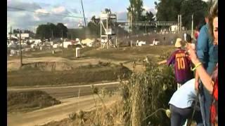 preview picture of video 'couse de camion cross 4 saint junien'