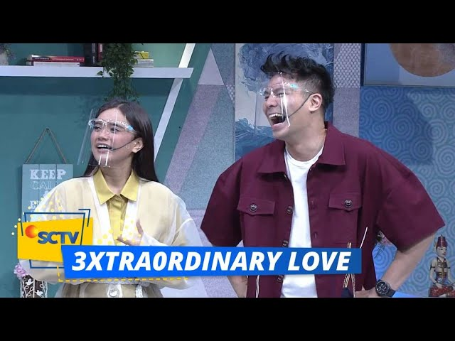 APAAA.. Audi Marissa Pilih Fero Didepan Anthony Xie | 3xtraOrdinary Love