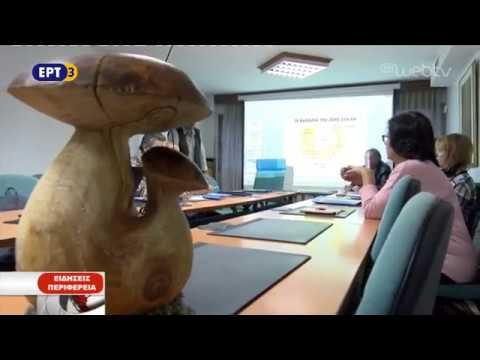 Μαθήματα πιστοποίησης συλλεκτών μανιταριών στα Γρεβενά | ΕΡΤ