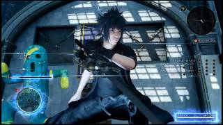 FFXV how to swap models - hmong video