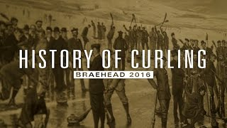Throwing Stones - History Of Curling