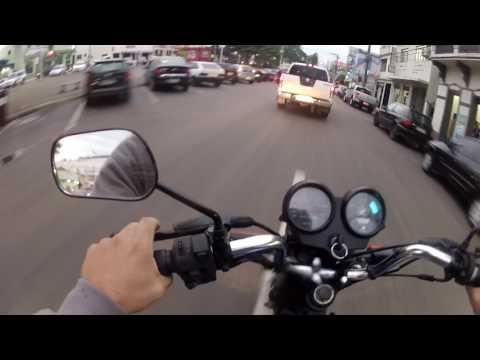 ARM89 - Rolê final de tarde em Laranjal Paulista