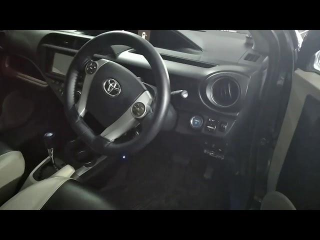 Toyota Aqua 2012 for Sale in Lahore