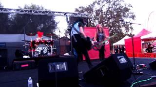 Cherri Bomb: Shake the Ground (LIVE)