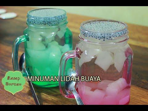 Video Minuman Lidah Buaya