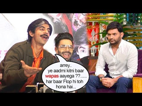 Sunil Grover Insults Kapil Sharma On his Comeback show again & Talks about his MARRIAGE