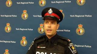 2016 08 08 SUSPECTS SOUGHT FOLLOWING A VIOLENT ROBBERY IN VAUGHAN MEDIA OFFICER