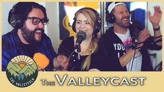 Stand-up Comedy vs. Improv Comedy | The Valleycast Episode 19 (Highlights)