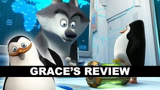 Penguins of Madagascar Movie Review 2014 - Beyond The Trailer