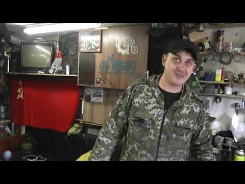 У Евгения Быковского в гараже