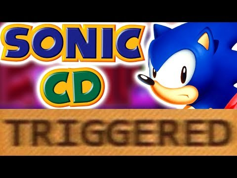 How Sonic CD TRIGGERS You! download YouTube video in MP3