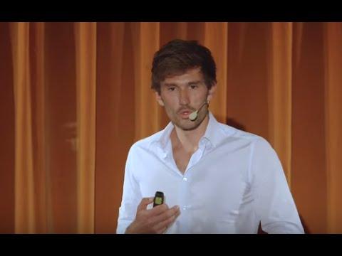 TEDxPanthéonSorbonne L'exploration intérieure Guillaume Néry