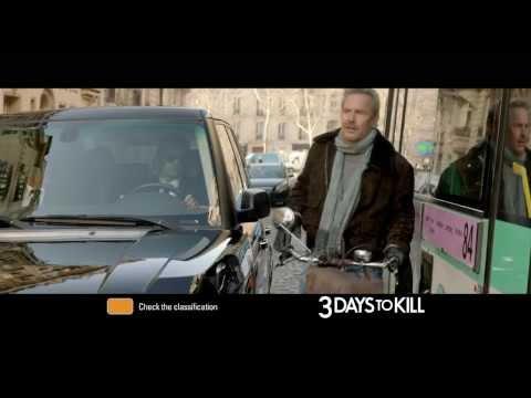 3 Days To Kill (2014) One Last Job Clip [HD]