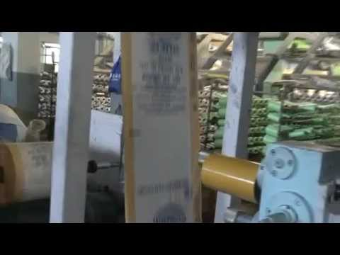 Woven Sack Flexographic Printing Machine