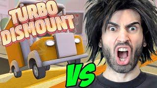 TURBO DISMOUNT vs The World's Worst Gamer!
