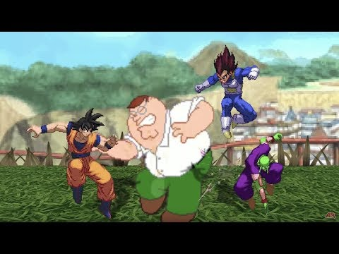 Dragon Ball Super in Family Guy, FULL EPISODE!