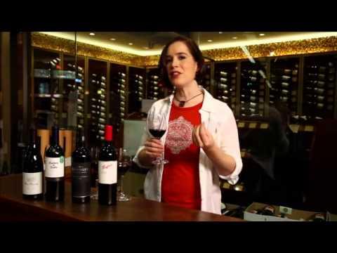 Vang đỏ Pinot Noir, Merlot, Cabernet Sauvignon và Syrah