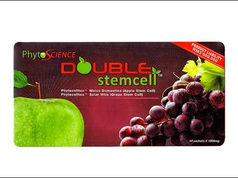Double Stemcell 14 Sachets (Twin Pack)