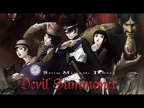 SMT Devil Summoner: Raidou Kuzunoha vs. The Soulless Army ? The Movie (All Cutscenes + Boss Fights)