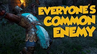 Everyone's Common Enemy - For Honor with Shugoki & Raider