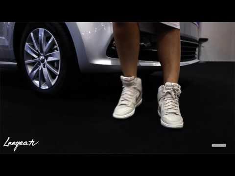 The Engagement of Volkswagen and Nike Air Pegasus 83
