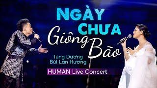 Ngày Chưa Giông Bão - Tùng Dương, Bùi Lan Hương   Human Live Concert 2020 Full HD