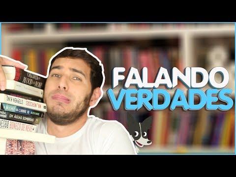 VEDA #25 - TAG FALANDO VERDADES (I DARE YOU) | Livraria em Casa