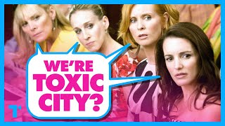 What is wrong with sex and the city