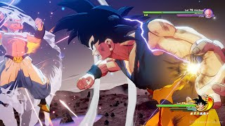 Dragon Ball Z: Kakarot - The Final Battle! Goku & Vegeta Vs Kid Buu Boss Battle & Ending