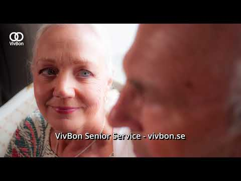 VivBon Senior Service i Stockholm – Concierge Service för Seniorer