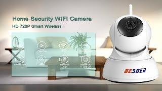 besder ip camera hd wifi series - TH-Clip