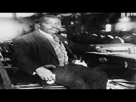 The Story of Marcus Garvey