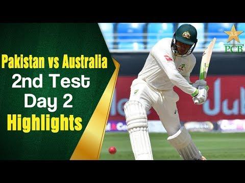 Pakistan Vs Australia | Highlights | 2nd Test Day 2 | PCB