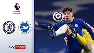 Blues verpassen Sprung auf Platz 3 | FC Chelsea - Brighton & Hove Albion 0:0 | Highlights -PL