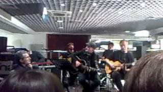 Preso Blu - Subsonica @ FNAC, Torino 07/03/2011