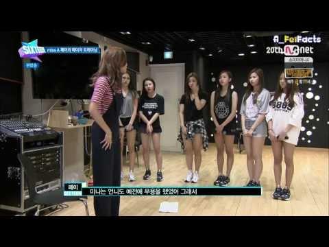 150630 Mnet Sixteen E9 - Fei cut