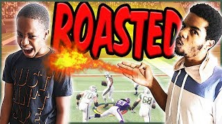 TRYING TO BE GREAT WHILE GETTING ROASTED!! - MUT Wars Ep.101 | Madden 17 Ultimate Team
